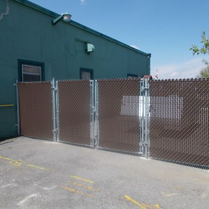 Fence made by DR Fencing